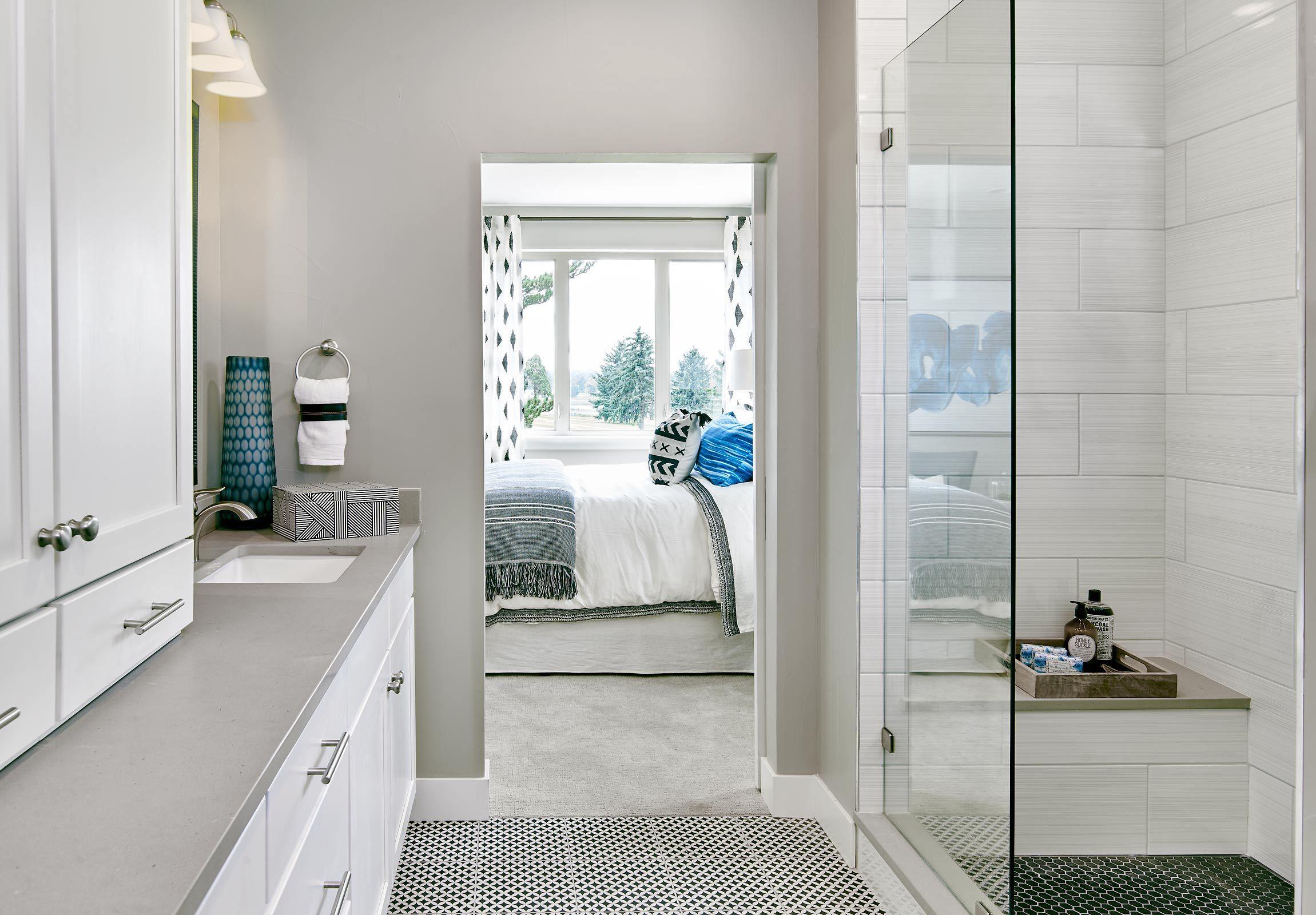 Bathroom featured in the Flatiron By Koelbel Urban Homes in Denver, CO