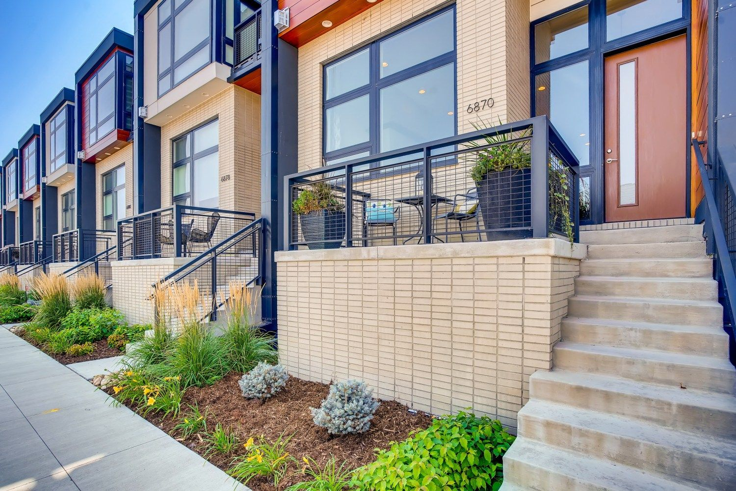 Exterior featured in the Matador Series - Interior Unit By Koelbel Urban Homes in Denver, CO