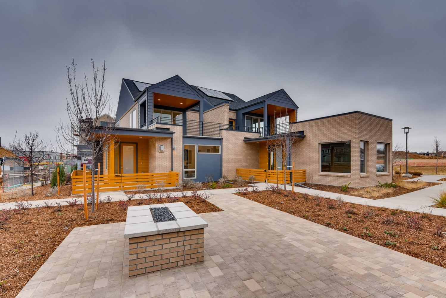Exterior featured in the Orion Series - Main Floor Master By Koelbel Urban Homes in Denver, CO