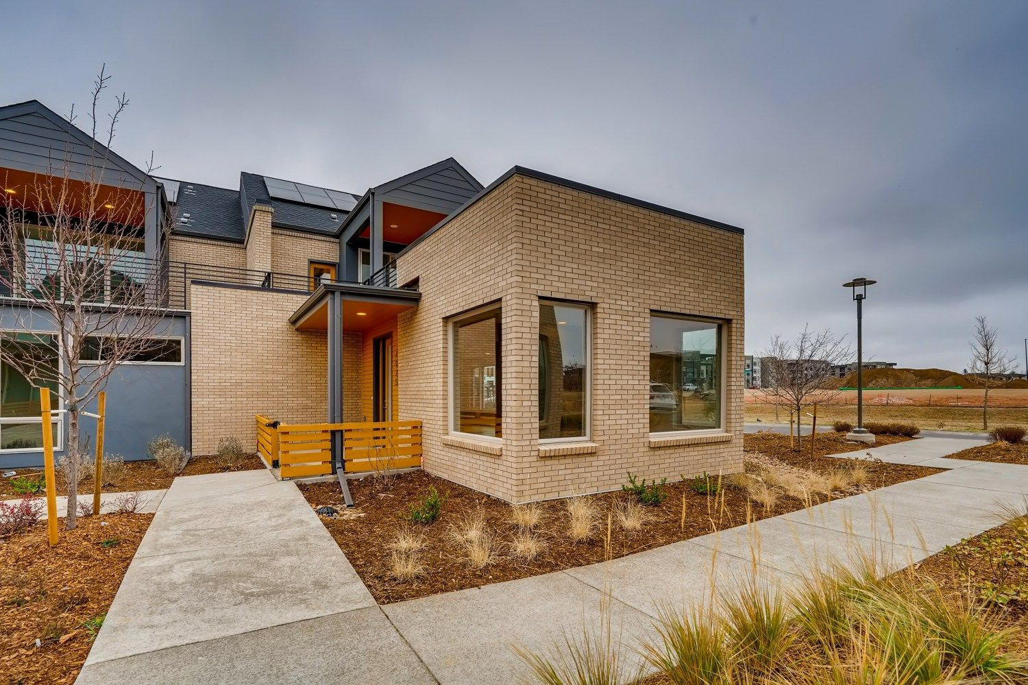 Exterior featured in the Orion Series - Main Floor Master B By Koelbel Urban Homes in Denver, CO