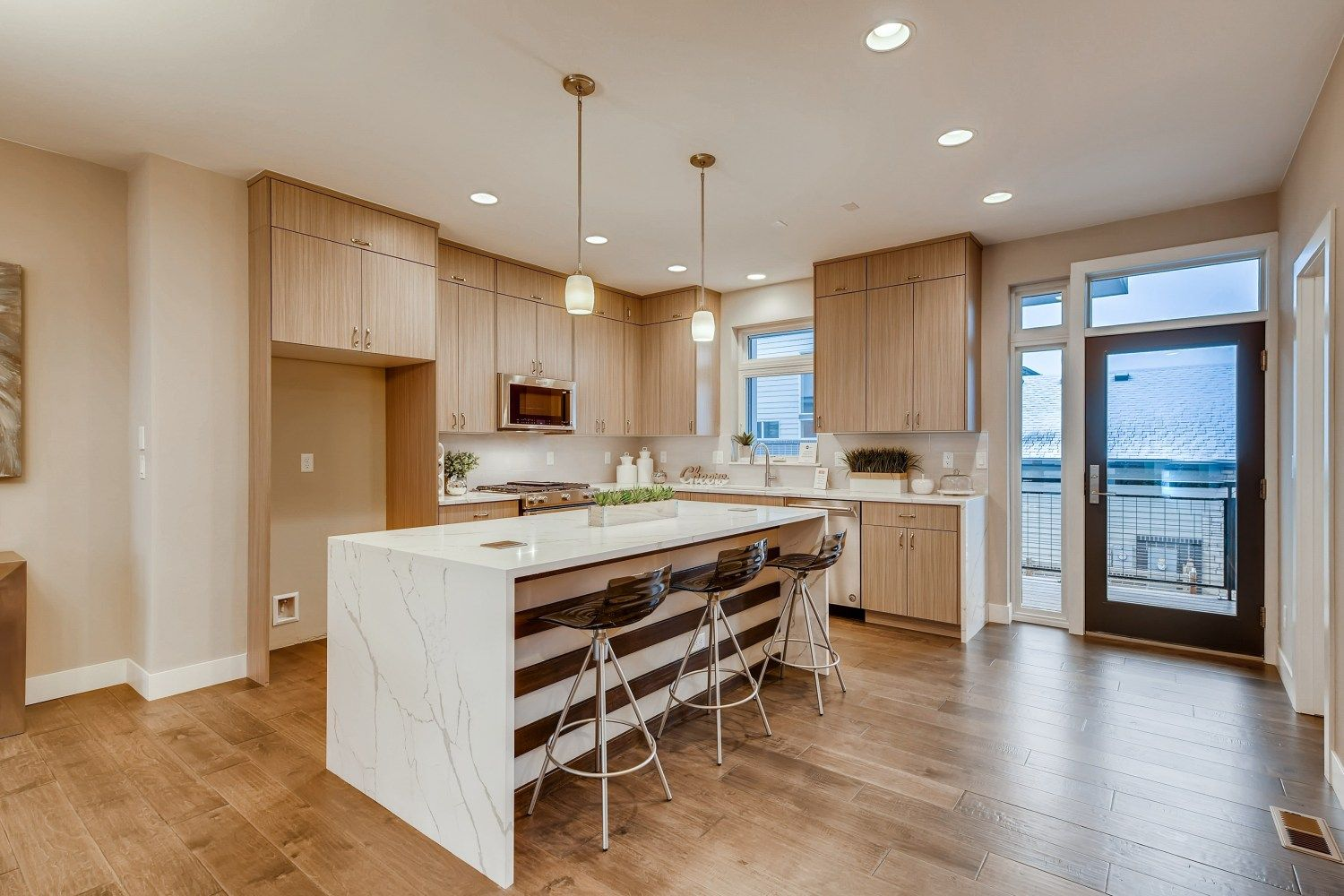 Kitchen featured in the Matador Series - Interior Unit By Koelbel Urban Homes in Denver, CO
