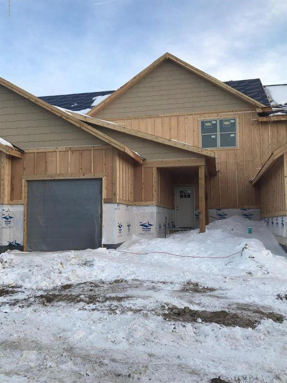 Exterior featured in the Pronghorn II 2-story Townhome - Middle Unit - 2 story