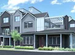 A Plan - Prelude at TAVA Waters: Denver, Colorado - Koelbel Urban Homes