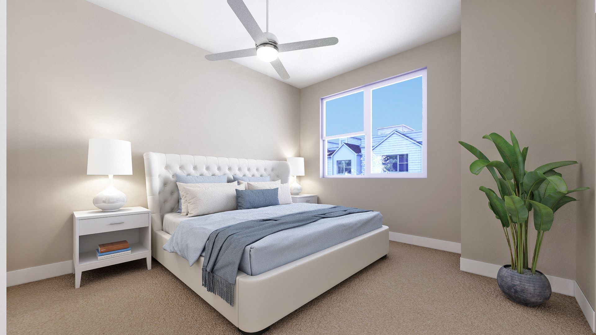 Bedroom featured in the A Plan By Koelbel Urban Homes in Denver, CO