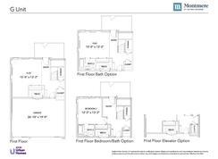 G Plan - Montmere at Autrey Shores: Superior, Colorado - Koelbel Urban Homes
