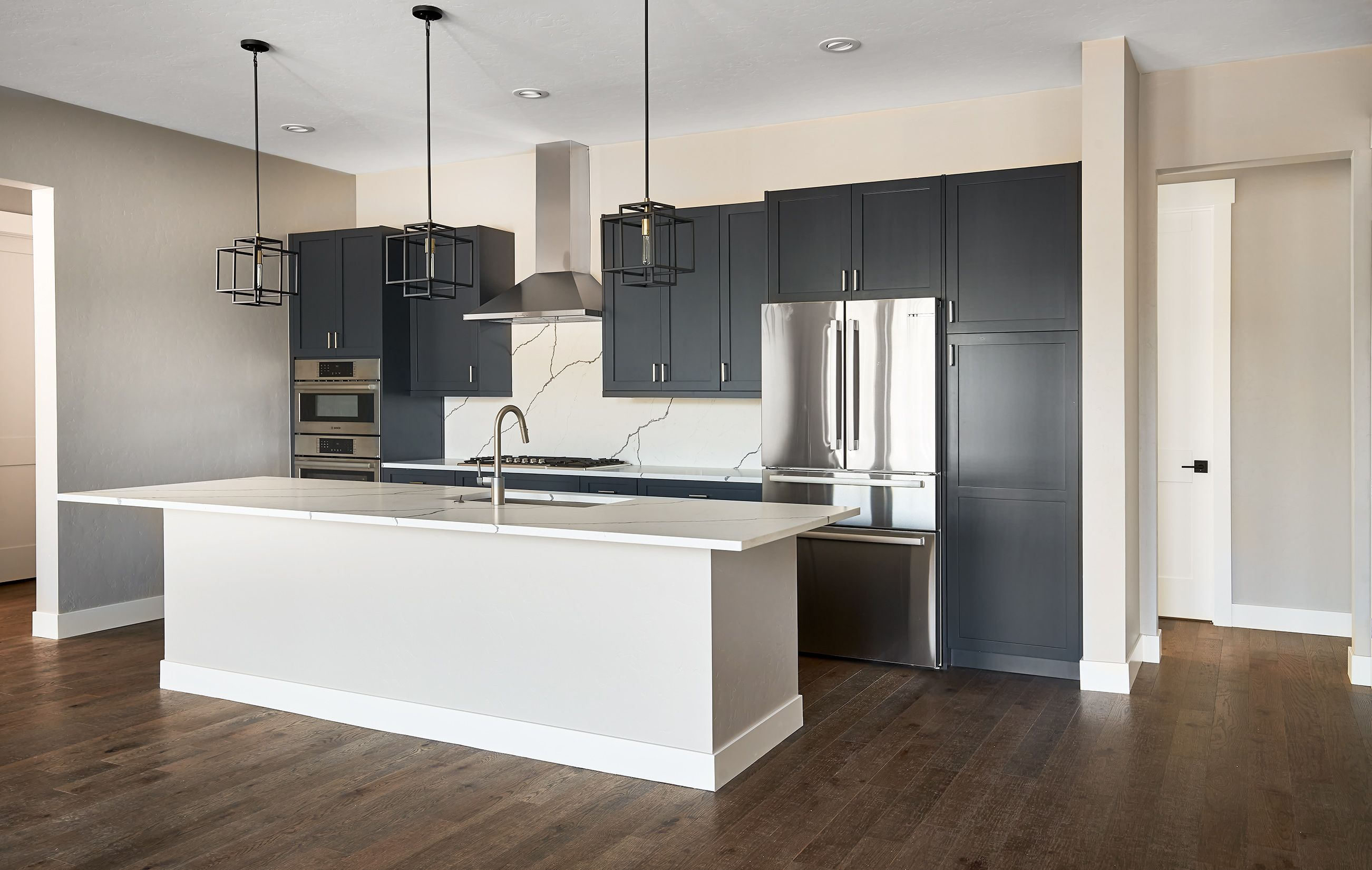 Kitchen featured in the Rendezvous Center Residence - Plan A Flat By Koelbel Mountain Communities