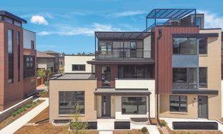 Atlas - Main Floor Master End Unit - CityHomes at Boulevard One: Denver, Colorado - Koelbel Urban Homes