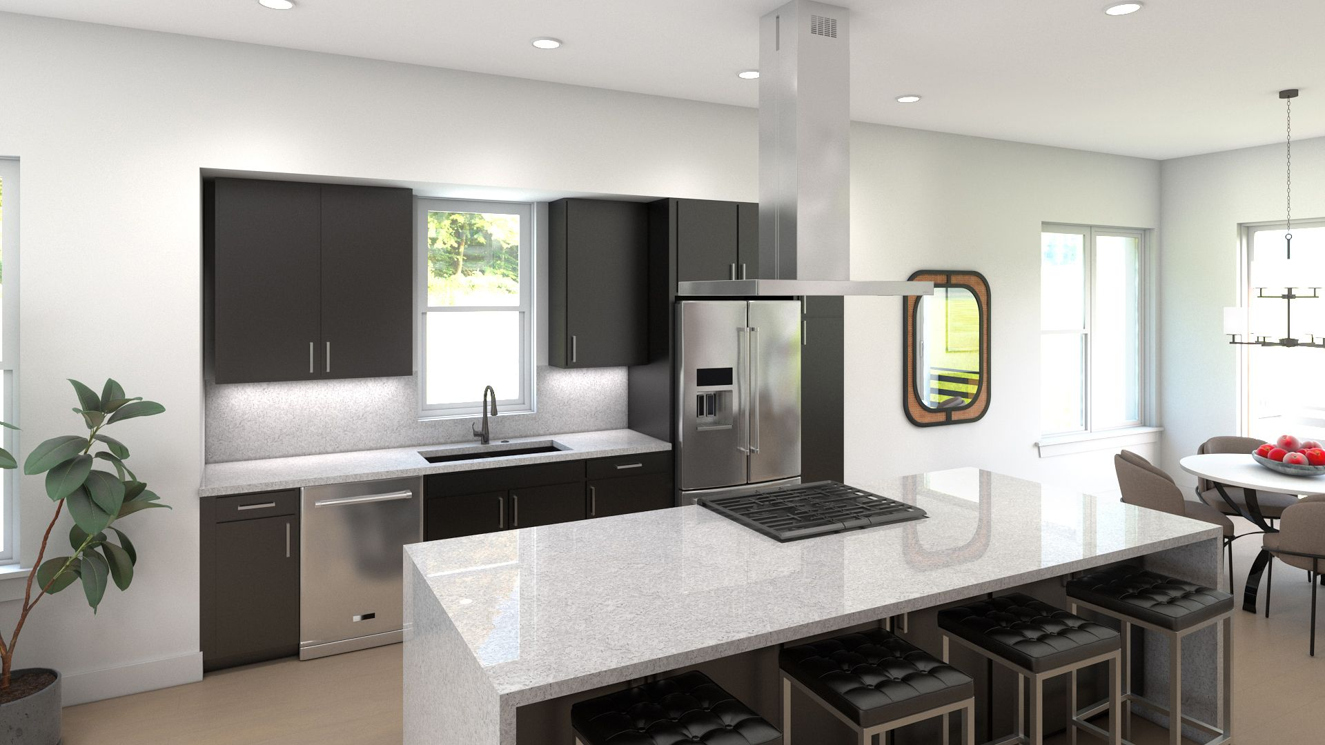 Kitchen featured in the F Plan By Koelbel Urban Homes in Boulder-Longmont, CO