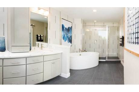 Bathroom-in-Pikes-at-5390' by Koelbel Urban Homes-in-Denver