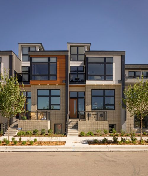 Matador Series - Interior Unit-Design-at-CityHomes at Boulevard One-in-Denver