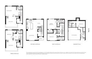 Plan 1A - East Hill at Elysian Peak: Los Angeles, California - DB Builders Inc