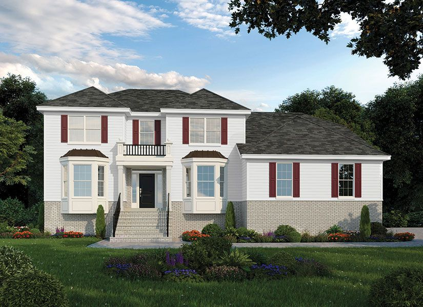 Exterior featured in the Jasmine By Kaplan Companies in Middlesex County, NJ