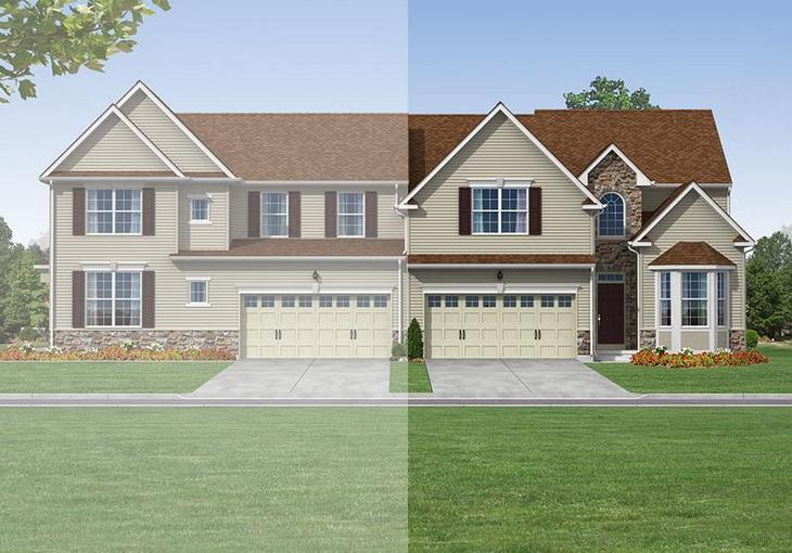Exterior:Lynsworth Twin Exterior Rendering