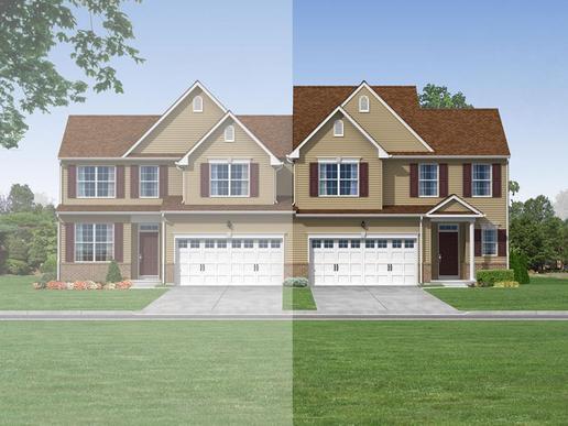 Exterior:Arden Twin Exterior Rendering