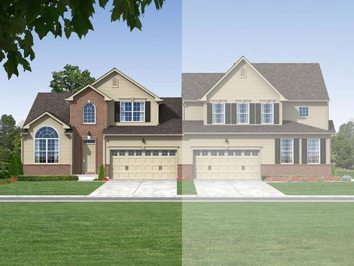 Exterior:Cheswick Twin Exterior Rendering