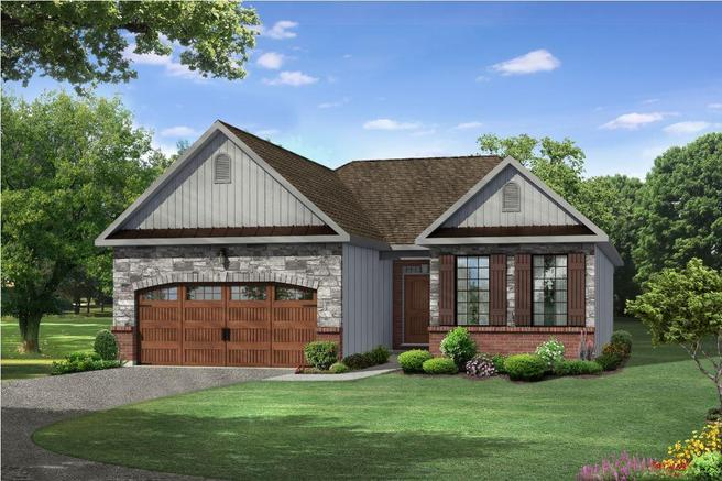1052 Meadowview Drive (Garland I (Ranch) CV)