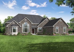 Fairfield Grande 3 Car Garage - Parkview Estates: Easton, Pennsylvania - Kay Builders