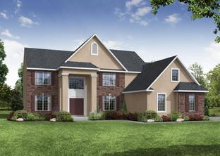 Whitmore 3 Car Garage - Parkview Estates: Easton, Pennsylvania - Kay Builders