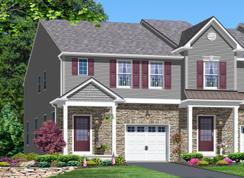 Covington - The Fields at Blue Barn Meadows: Allentown, Pennsylvania - Kay Builders
