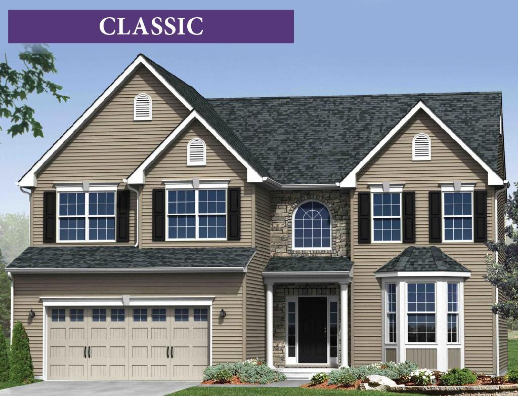 Exterior featured in the Yellowstone - RH By Kay Builders in Allentown-Bethlehem, PA
