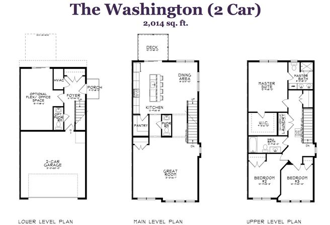 The Washington 2 Car - CS