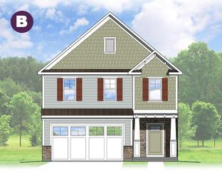 Shire B - The Fields at Willow Brook: Northampton, Pennsylvania - Kay Builders