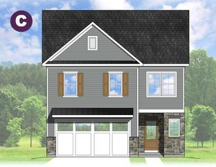 Breton Expanded C - The Fields at Willow Brook: Northampton, Pennsylvania - Kay Builders