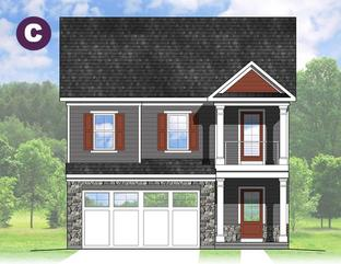 Shire C - The Fields at Willow Brook: Northampton, Pennsylvania - Kay Builders