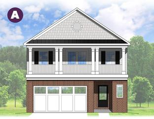 Breton Expanded A - The Fields at Willow Brook: Northampton, Pennsylvania - Kay Builders