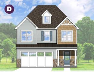 Shire D - The Fields at Willow Brook: Northampton, Pennsylvania - Kay Builders