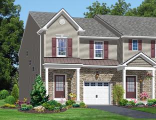 Burlington - The Fields at Blue Barn Meadows: Allentown, Pennsylvania - Kay Builders
