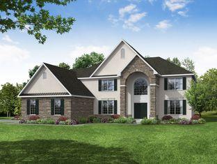 Bentley 3 Car Garage - Parkview Estates: Easton, Pennsylvania - Kay Builders