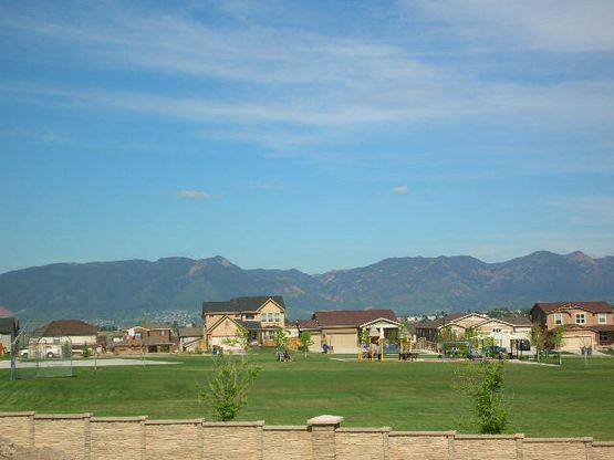 Front Range Views:Front Range Views from Cumbre Vista Neighborhood!