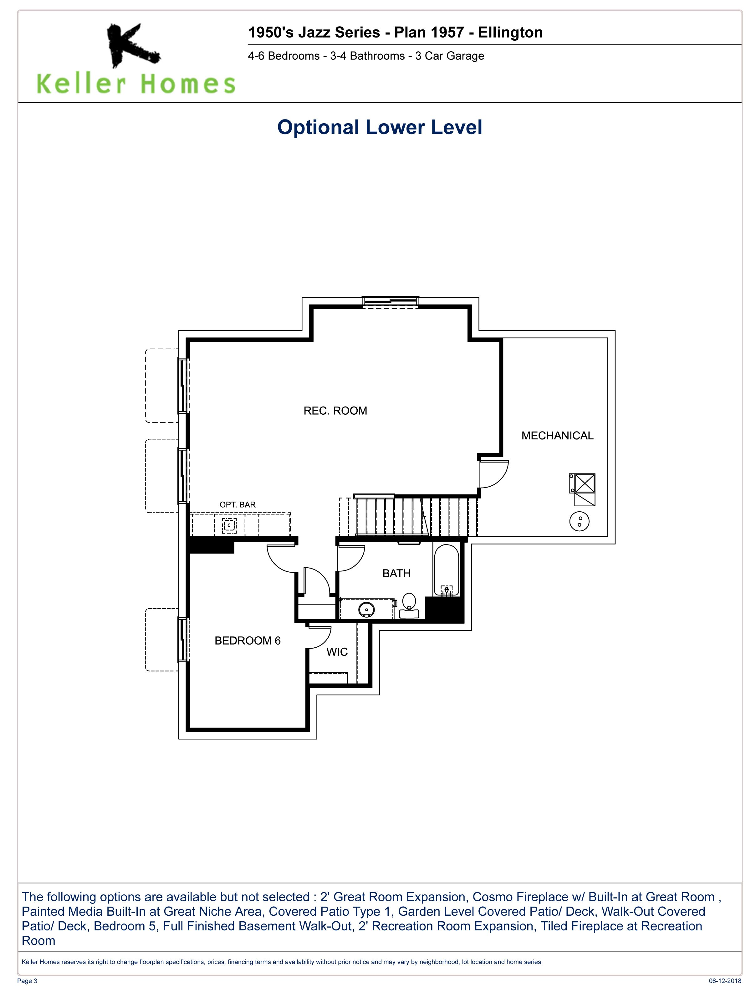 Ellington Plan, Colorado Springs, Colorado 80924 - Ellington Plan at ...