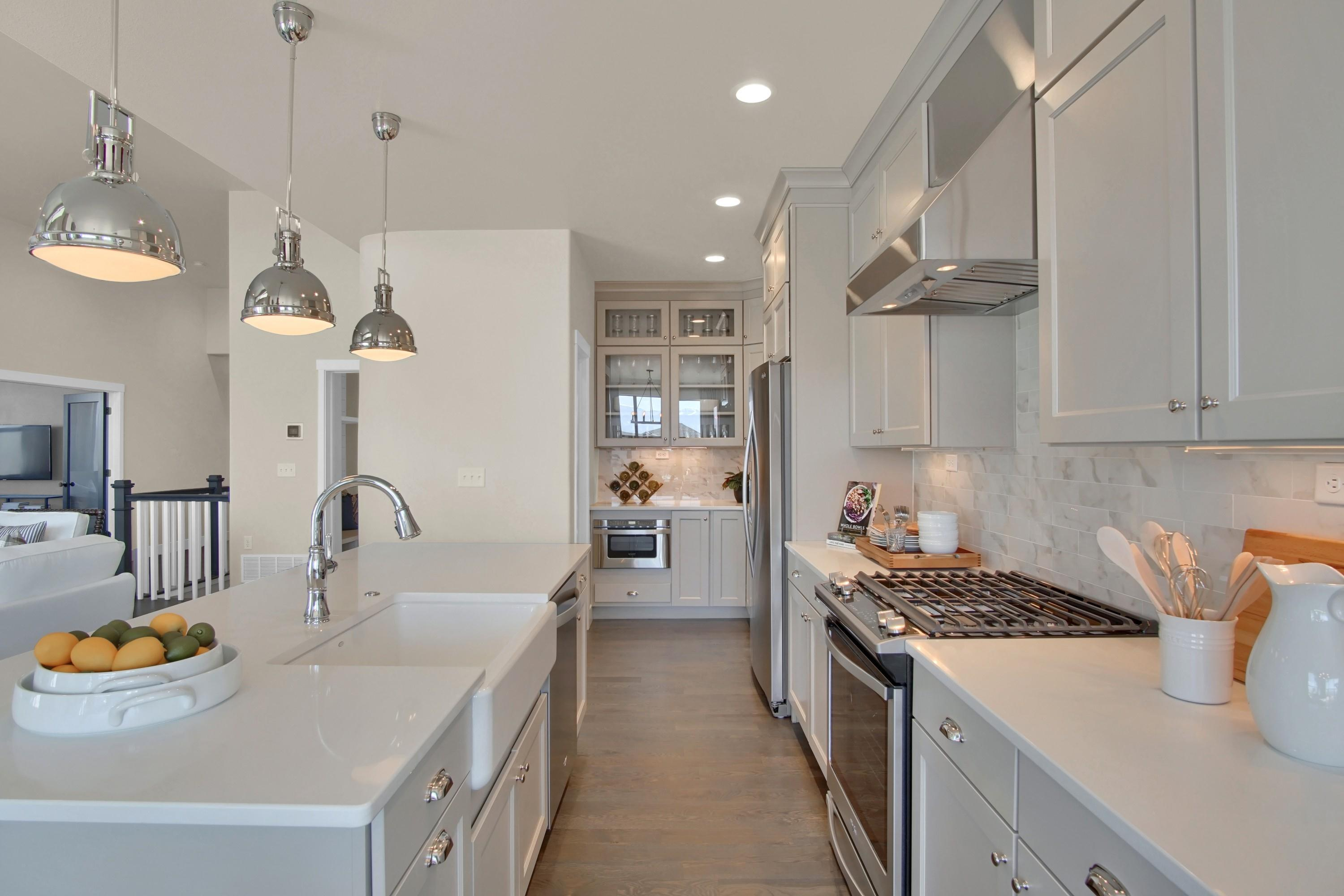 Kitchen featured in the Mackintosh By Keller Homes in Colorado Springs, CO