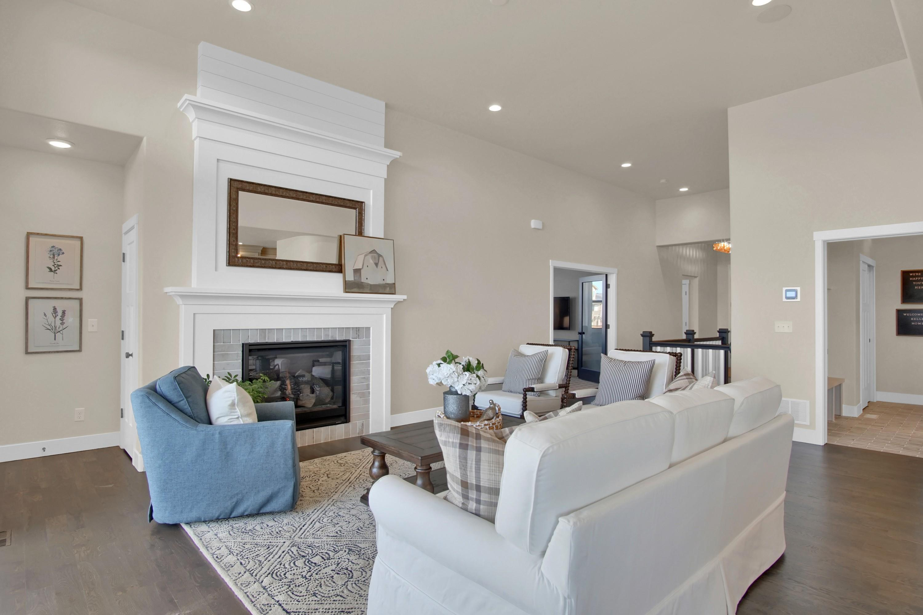 Living Area featured in the Mackintosh By Keller Homes in Colorado Springs, CO
