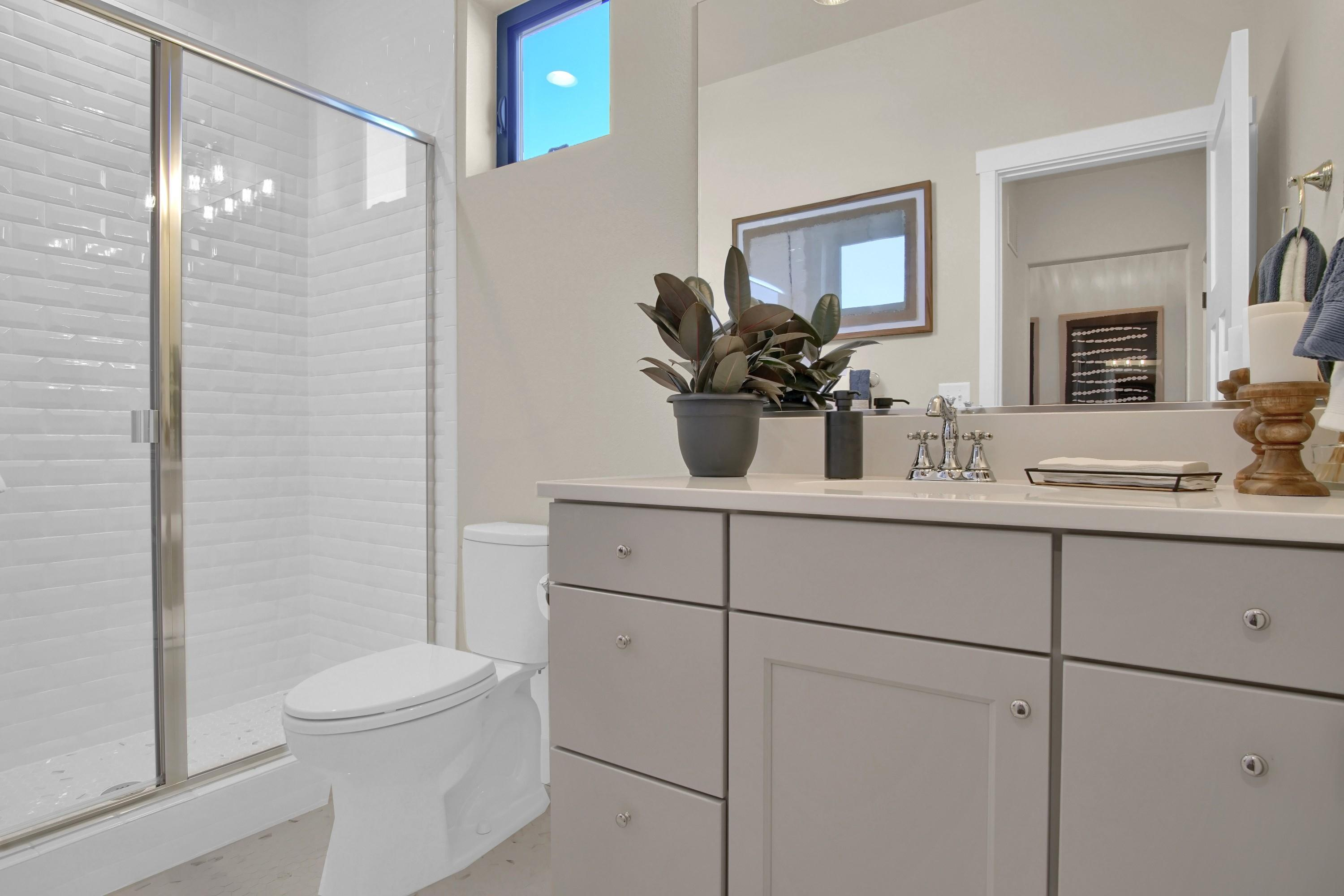 Bathroom featured in the Mackintosh By Keller Homes in Colorado Springs, CO
