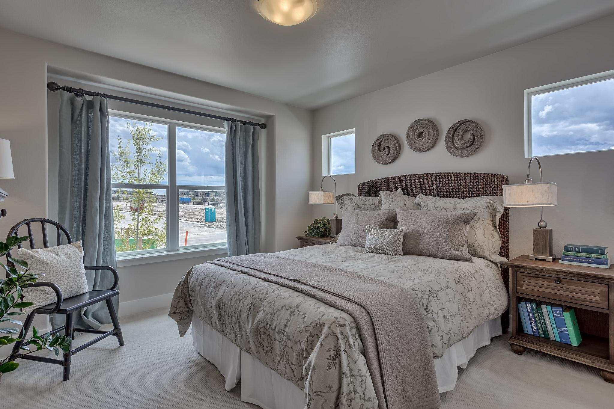 Bedroom featured in the Fresco By Keller Homes, A Toll Bros. Co. in Colorado Springs, CO