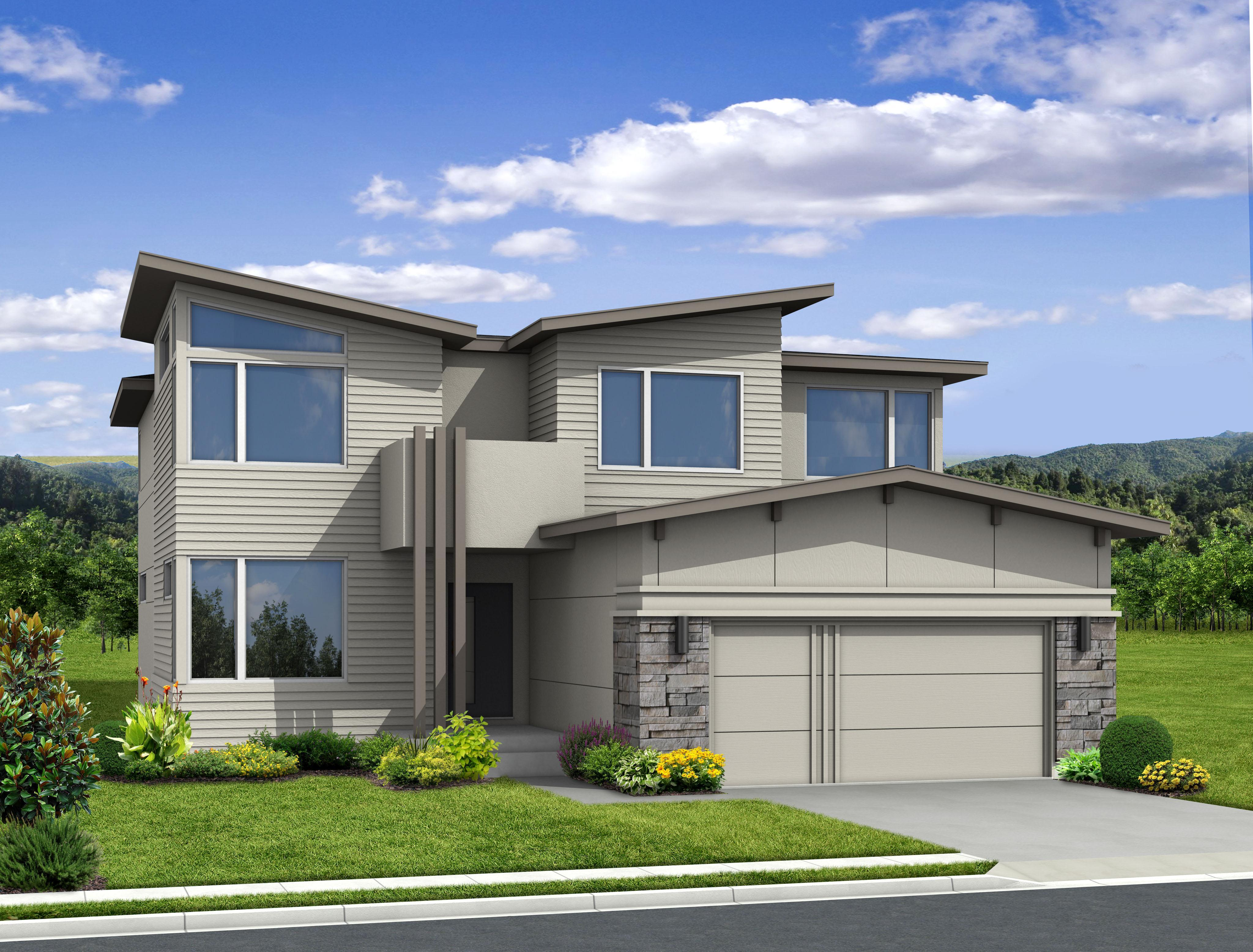 Exterior featured in the Ellington By Keller Homes, A Toll Bros. Co. in Colorado Springs, CO