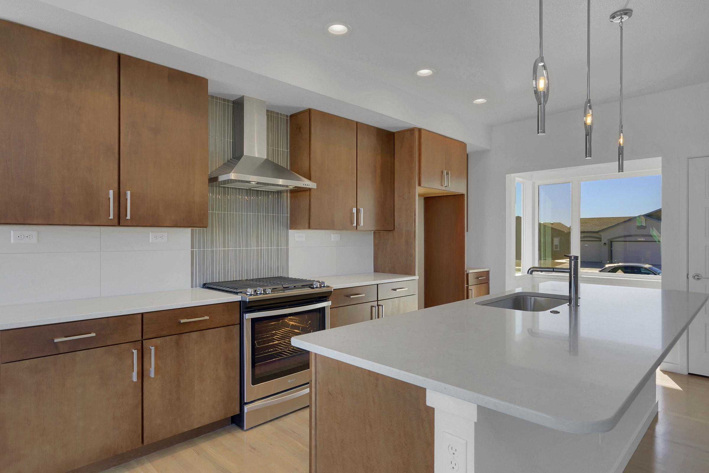 Kitchen featured in the Ellington By Keller Homes, A Toll Bros. Co. in Colorado Springs, CO