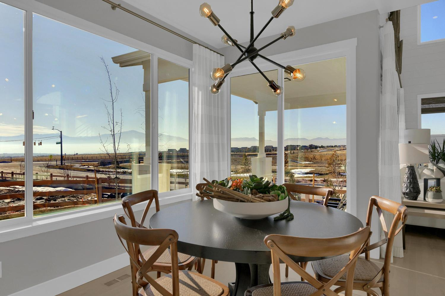 Kitchen featured in the Culebra By Keller Homes, A Toll Bros. Co. in Colorado Springs, CO