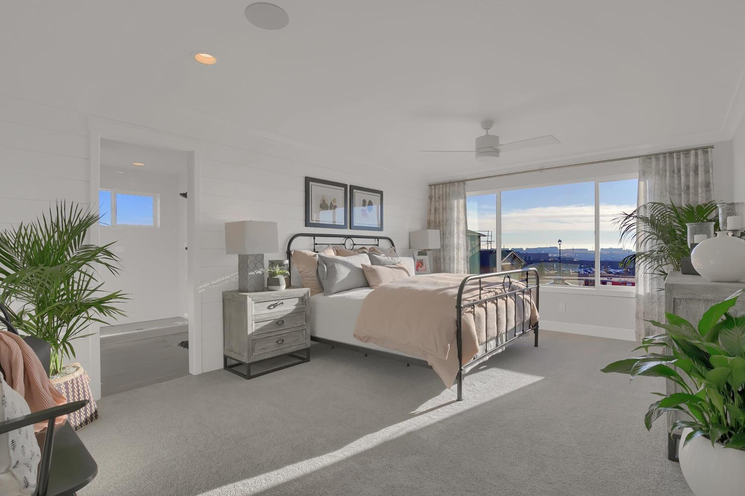 Bedroom featured in the Culebra By Keller Homes, A Toll Bros. Co. in Colorado Springs, CO