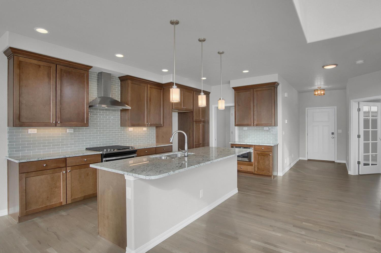 Kitchen featured in the Windom By Keller Homes, A Toll Bros. Co. in Colorado Springs, CO