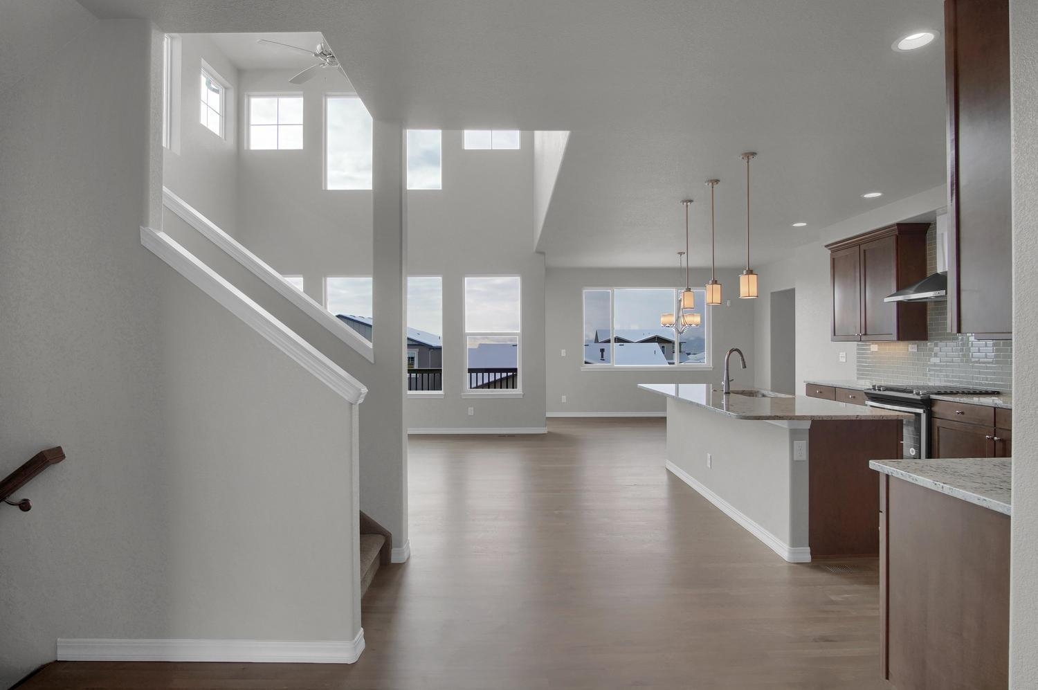 Living Area featured in the Windom By Keller Homes, A Toll Bros. Co. in Colorado Springs, CO