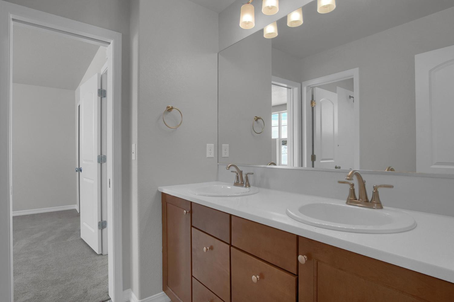 Bathroom featured in the Windom By Keller Homes, A Toll Bros. Co. in Colorado Springs, CO
