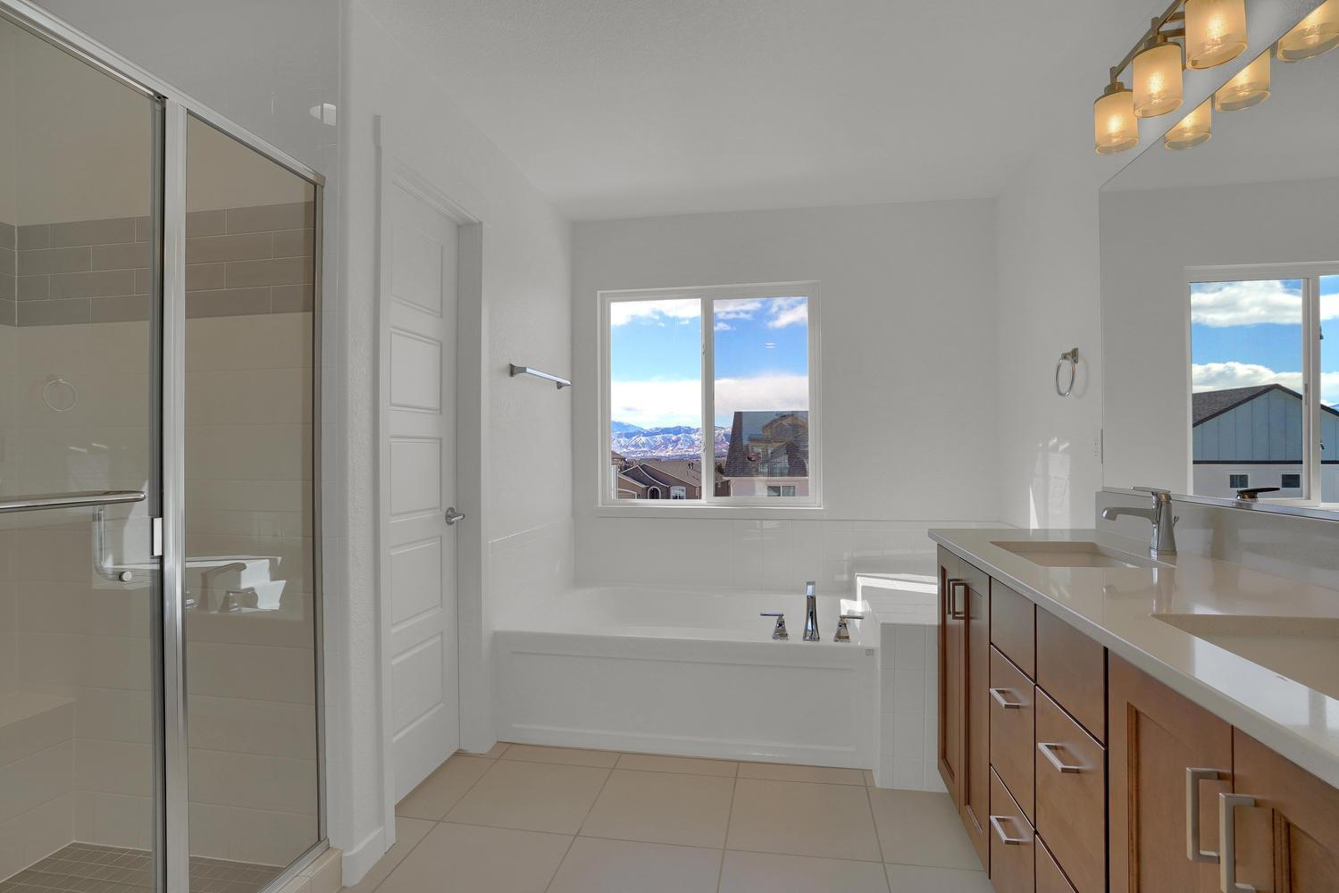 Bathroom featured in the Jackson By Keller Homes in Colorado Springs, CO