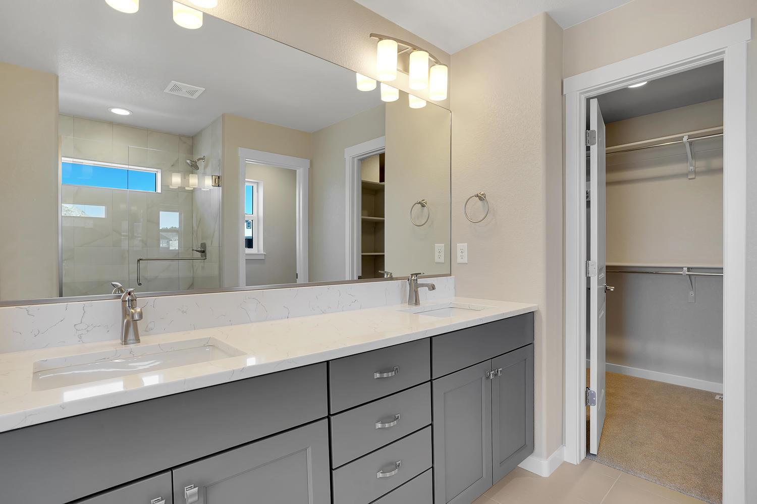 Bathroom featured in the Belford By Keller Homes, A Toll Bros. Co. in Colorado Springs, CO
