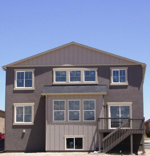 Exterior featured in the Jackson By Keller Homes in Colorado Springs, CO