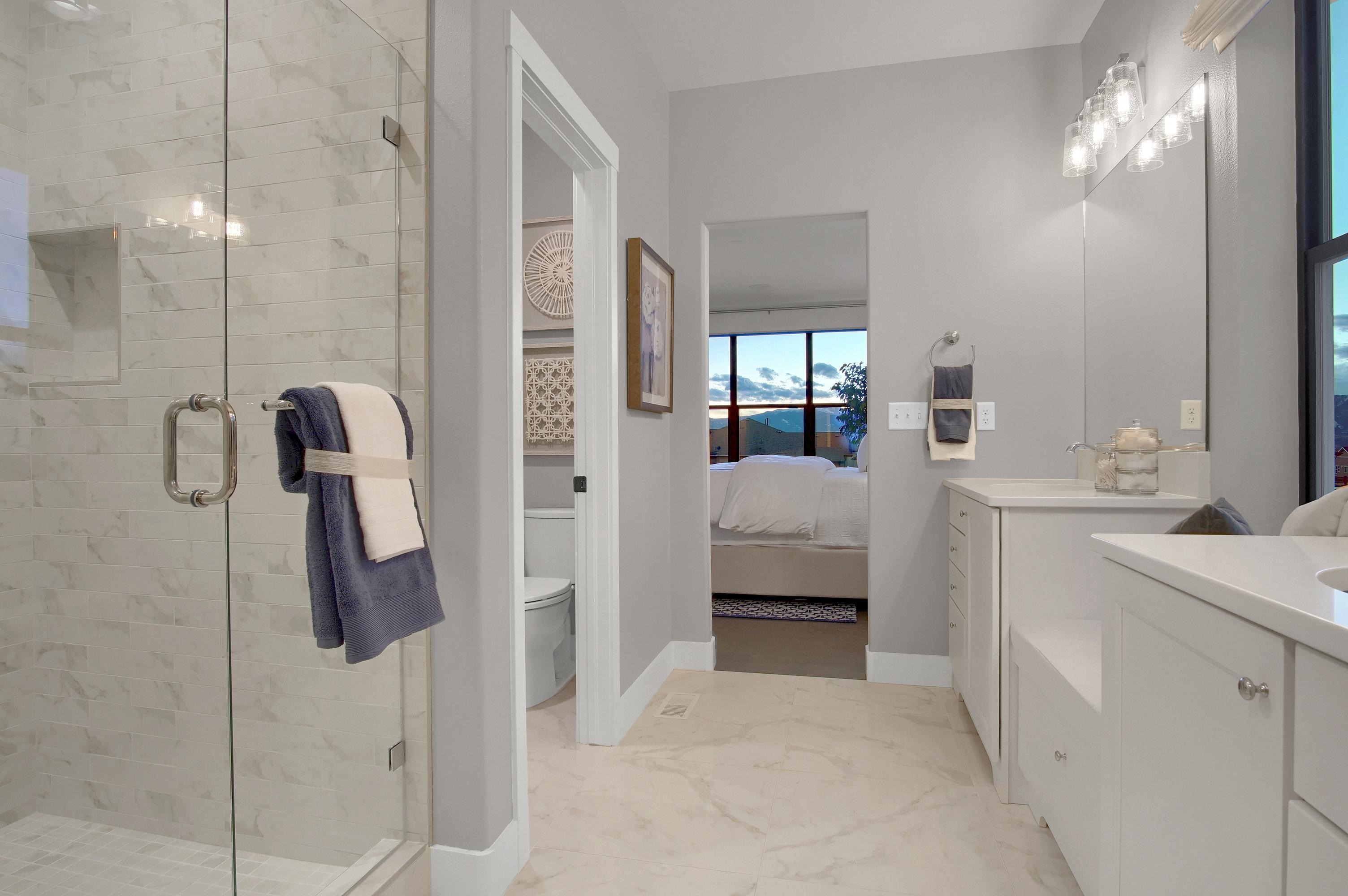 Bathroom featured in the Mackintosh By Keller Homes, A Toll Bros. Co. in Colorado Springs, CO