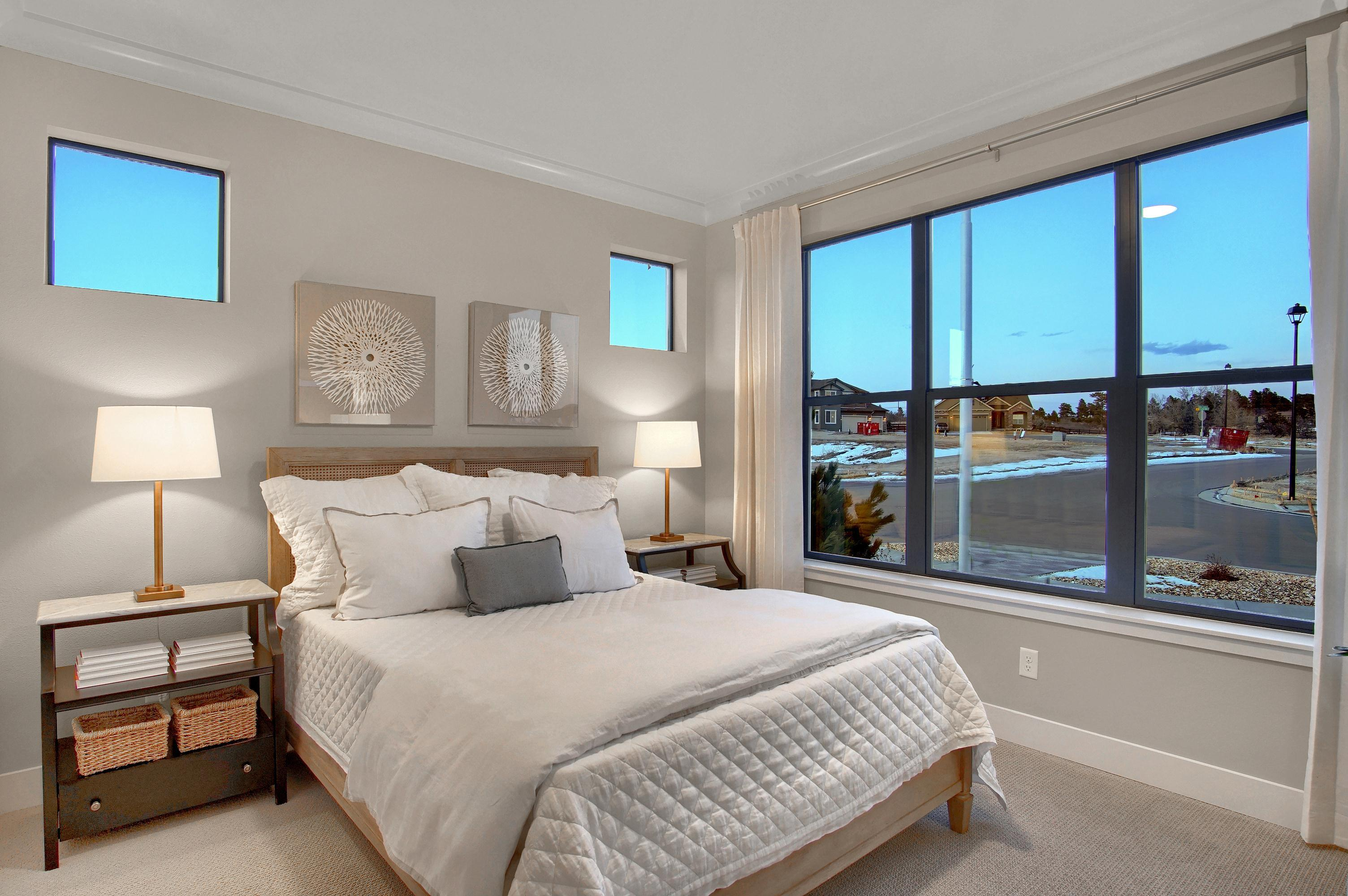 Bedroom featured in the Mackintosh By Keller Homes, A Toll Bros. Co. in Colorado Springs, CO